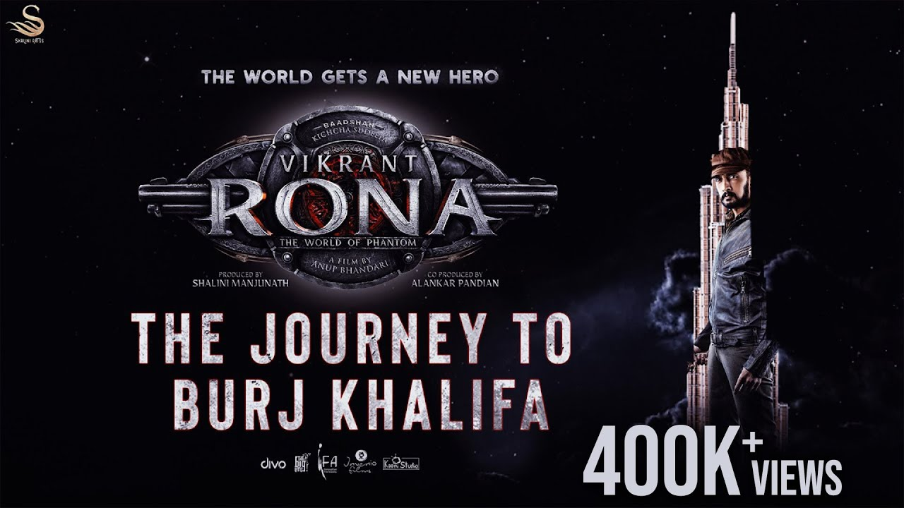 Vikrant Rona (2021) Full Movie Info, Star Cast & Crews, Making