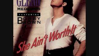 Bobby Brown & Glenn Medeiros - She Ain't Worth It
