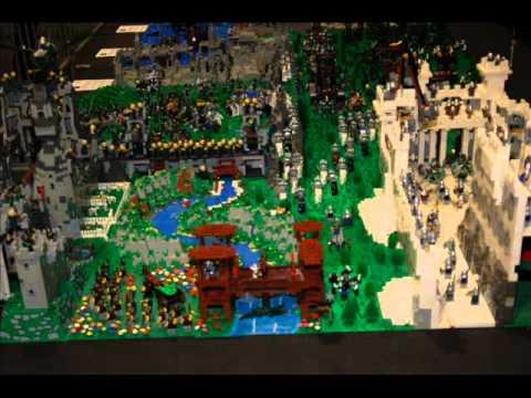 LEGO KidsFest 2012 in München - Teil 1