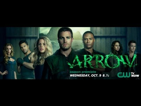 ARROW After Show - Season 2 Episode 1