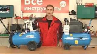 Сравнение коаксиального и ремнного компрессоров