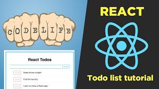 React Tutorial: Create a Simple Todo List Web App with React