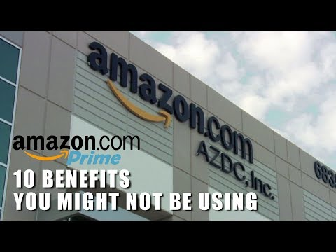 10 Amazon Prime Benefits You Might Not Be Using!