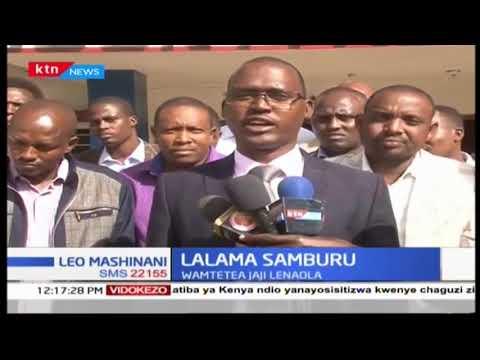 Wawakilishi wa Wadi Samburu wataka kesi ya kuondoa Jaji Lenaola itupiliwe mbali