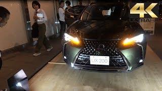 2019 Lexus UX 200 Led Lighting - 新型レクサス UX 200 2019年モデル