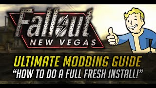FNV Ultimate Modding Guide: Nexus Mod Manager VS Mod