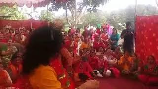 Dance On Hey Krishna Malai MithO Bansi Sunai Deuna.