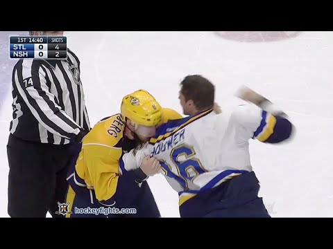 Petter Granberg vs. Troy Brouwer