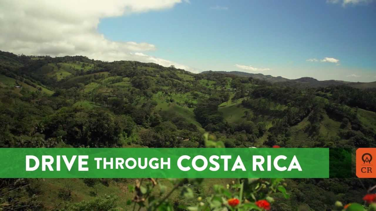 Renting a Car and Driving in Costa Rica