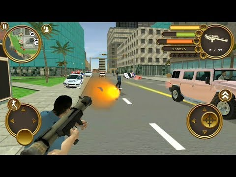 ► Miami Crime Police #5 (Naxeex LLC)  Gangster Police Attack Army Camp Police Vs Police Android