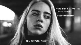 ( Trap ) Billie Eilish   Bad Guy (Tiësto Remix) ( Beats Explicit )