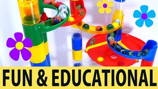 Best Learning Compilation Video for Babies and Toddlers: Learn Numbers, Colors, & Shapes Fun Toys!