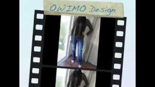 How To Create Your Own Grunge Look Jeans - OWIMO Design Upcycling