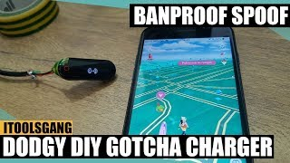 The Better Way to Play Pokemon GO | Go-tcha Ranger Review - hmong video