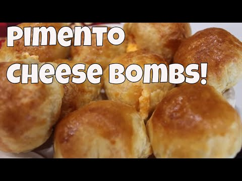Holiday Pimento Cheese Bombs With Linda's Pantry
