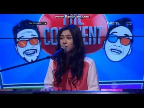 Isyana Sarasvati - Keep Being You The Comment NET TV - Zona Musik