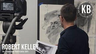 Robert Kelley In Charcoal Portraits 201