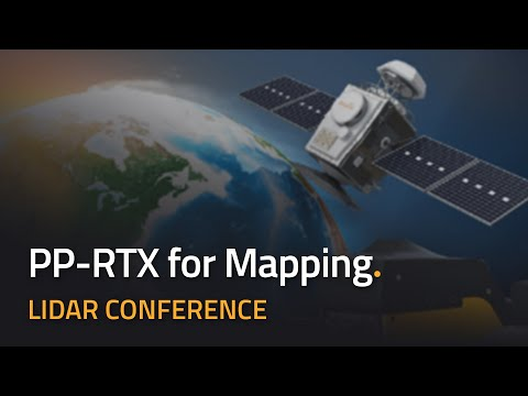 PP-RTX for mapping from UAV's without base stations