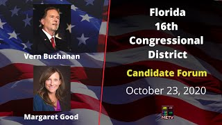Florida 16th Congressional District Candidate Forum