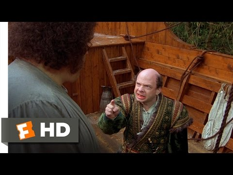 The Princess Bride (1/12) Movie CLIP - Anybody Want a Peanut? (1987) HD