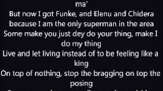 2Face - Only me (Lyrics)