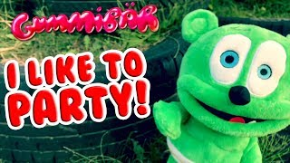 I WOULD LIKE TO HAVE A PARTY Gummibär The Gummy Bear Song Kids Toys