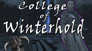 Skyrim: How To Get Into the College of Winterhold (Mage Guild)