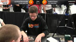 Grand Prix Houston 2016 Finals: Owen Turtenwald vs. Andrew Cuneo (Standard)