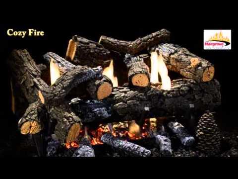 Cozy Fire Vent-Free Gas Logs