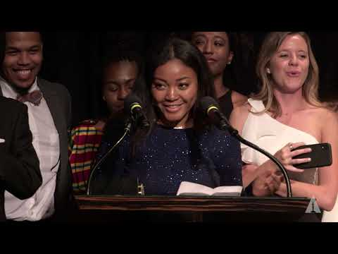 2019 Student Academy Awards: Princess Garrett - Documentary Gold Medal