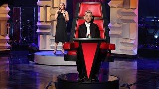 Ellen Presents'The Voice'