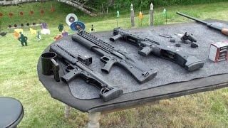 Escopetas de Alta Capacidad, KSG, UTS-15, DP-12,  en Español