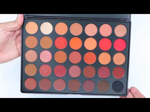 Nature Glow Artistry Palette - 35O by Morphe #4