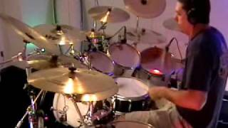 I Could Be Good For You 707 drum cover Rich Martin