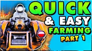 Fallout 76 - QUICK & EASY Farming Locations - Part 1 (Fallout 76 Resource Guide)