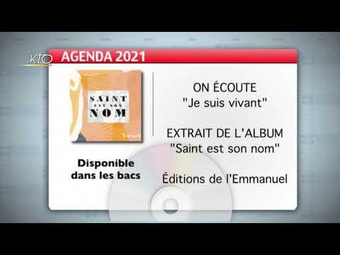 Agenda du 16 avril 2021