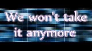 Eurobeat Brony - Discord (The Living Tombstone Remix   Lyrics)