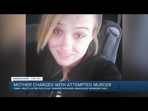 Mother charged with attempted murder