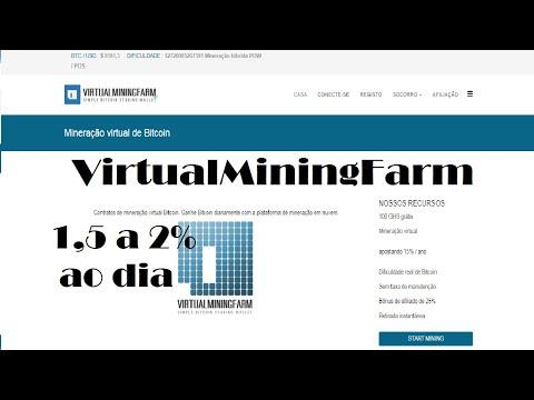 """""""VEJAM"""" Virtualmining, Apresentação e Prova de Pagamento de 0,00267283, R$93 Reais, 11 meses Pagando"""