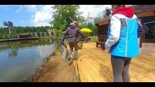 Рыбалка в мытищах пруды рупасово