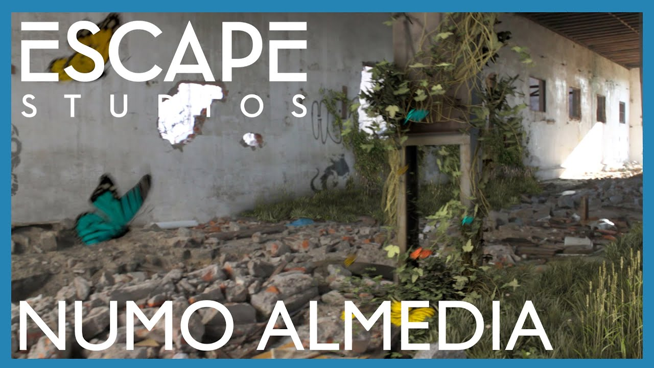 Escapee Showreels - Nuno Almeida