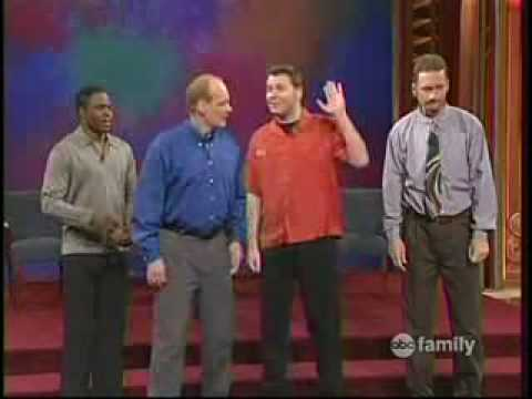 Whose Line Is It Anyway?: Hollywoodský režisér #3