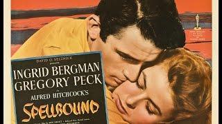 Recuerda Spellbound De Alfred Hitchcock 1945  Película Completa Subtitulada En Español