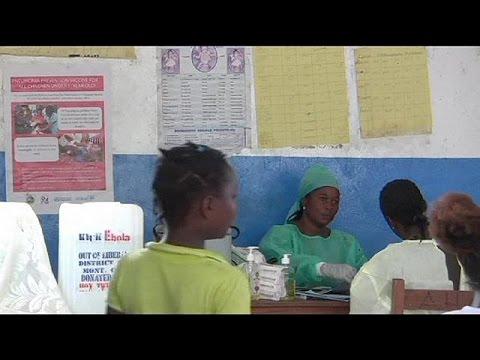 Περιορίστηκε η μετάδοση του Έμπολα στη Λιβερία – Νέο τεστ ανιχνεύει τον ιό σε 15′