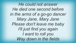 Spin Doctors - Mary Jane Lyrics