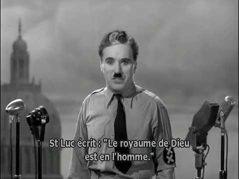 The Great Dictator (Discours Final VOSTF) Mp3