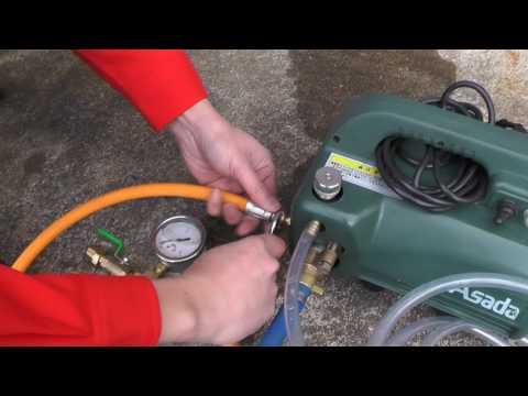 Automatic Electric Test Pump - Upto 50 Kg Asada