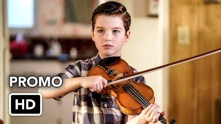 """Young Sheldon 2x17 Promo """"Albert Einstein and the Story of Another Mary"""" (HD)"""