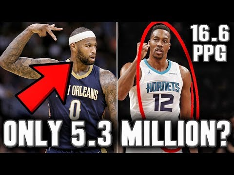 The 5 Most Underpaid Players Of The  2018 NBA Offseason