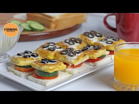 Breakfast Potato Sandwich Recipe By Cooking Mount